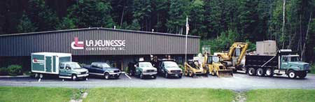 Construction Contractor in Vermont - Lajeunesse Construction