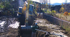 Excavation - Trenching Foundation