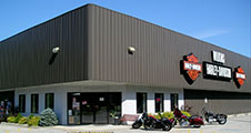 Steel-Buildings Vermon Harley