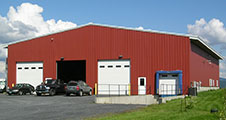 Steel Buildings - Vermont